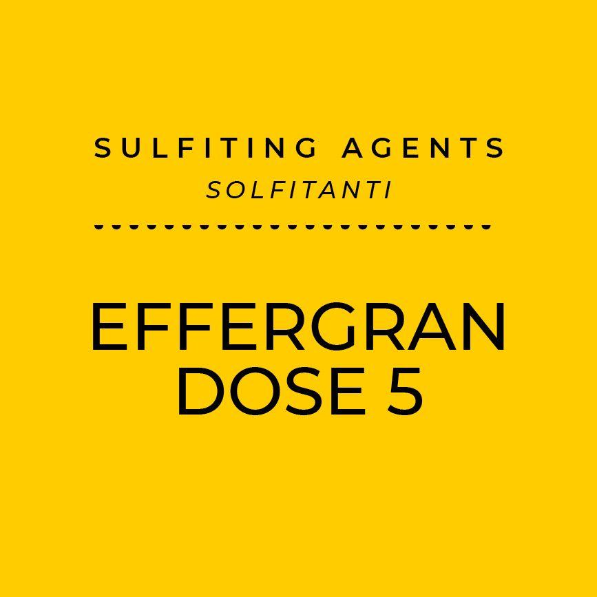 Effergran Dose 5