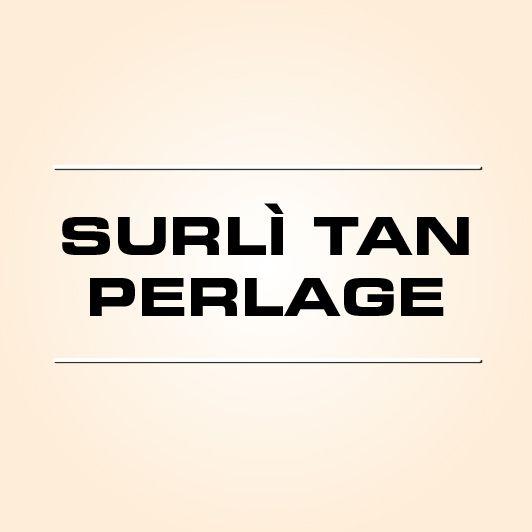 Surlì Tan Perlage