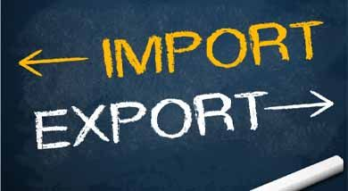 Rekordimportmenge im November