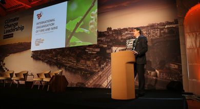 World wine leaders together to mitigate Climate Change