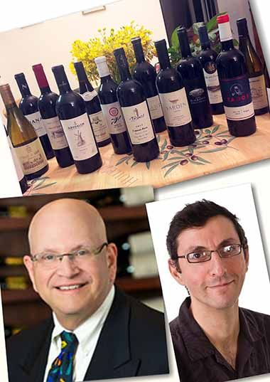 Food for thought – Criticism from two wine critics