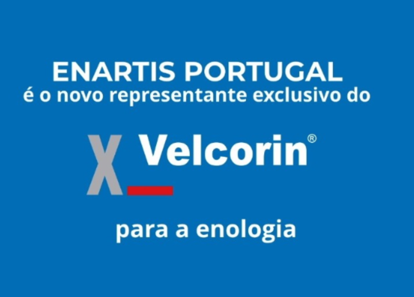 Enartis is the new exclusive distributor of Velcorin® in Portugal