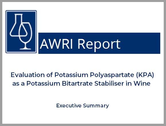AWRI – Zenith Report
