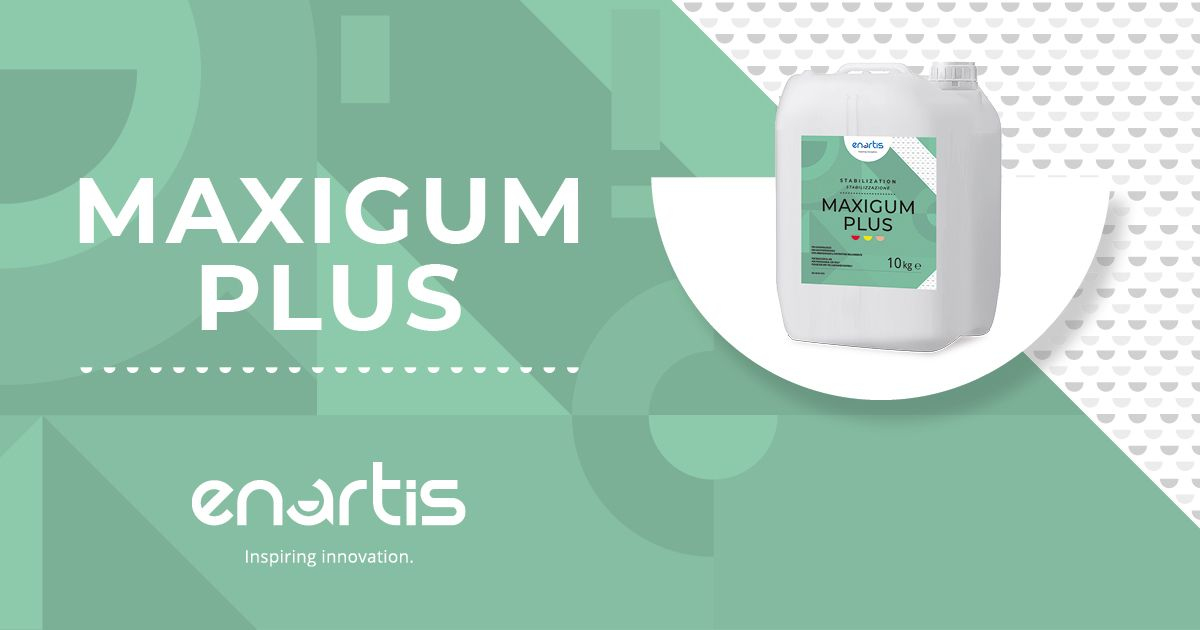 Enartis presents Maxigum® Plus: Highly Effective, Easy-to-Use Stabilizer