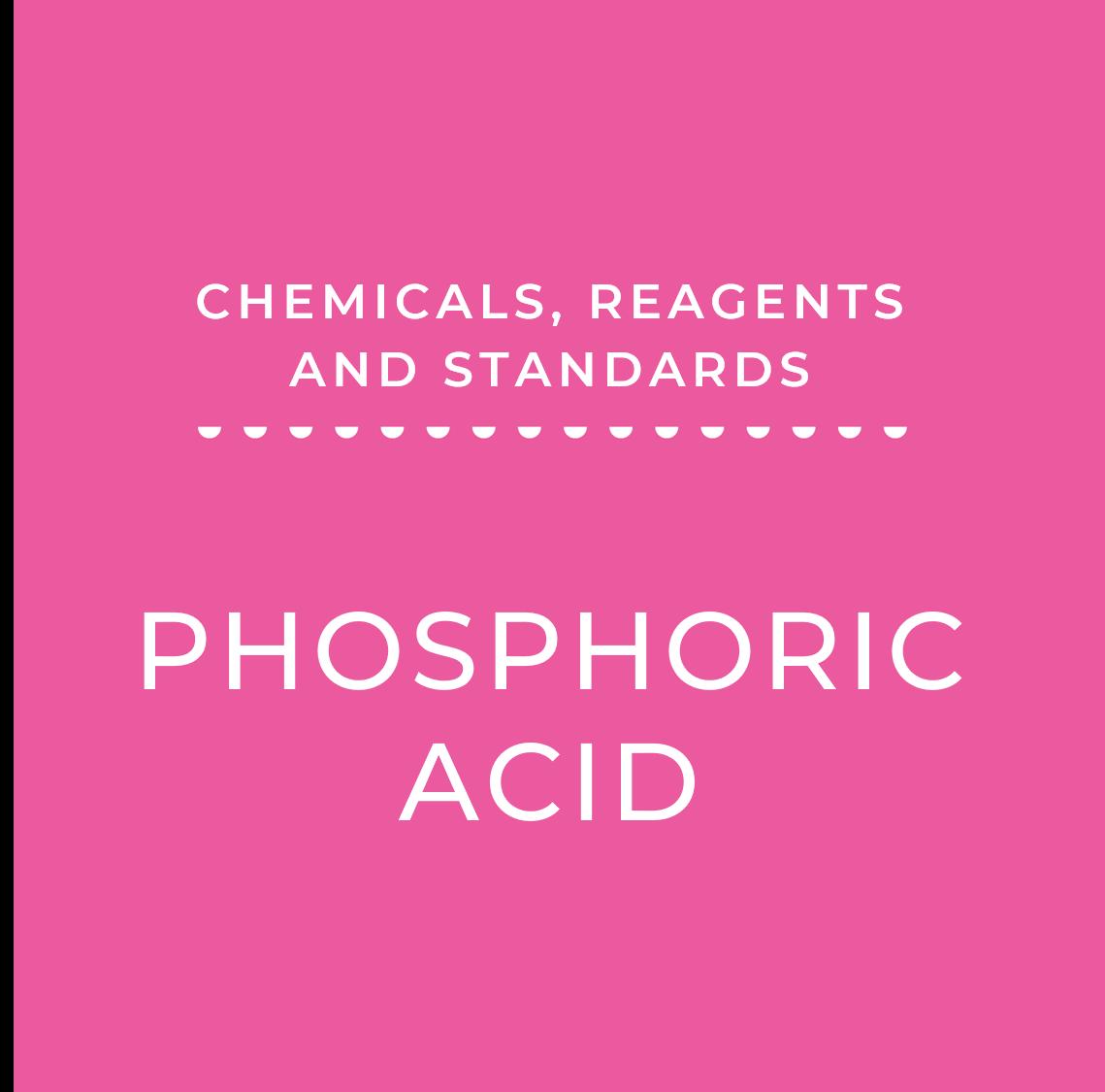 25% Phosphoric Acid