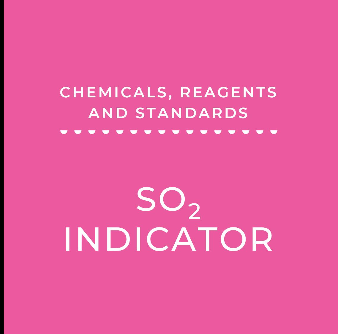 SO2 Indicator